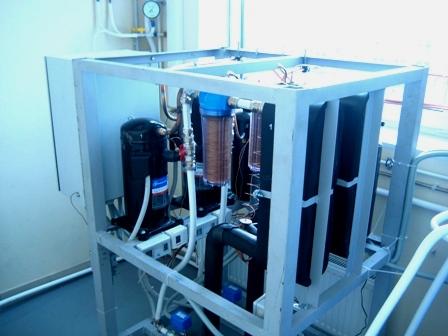 испытания холодильного агрегата:
